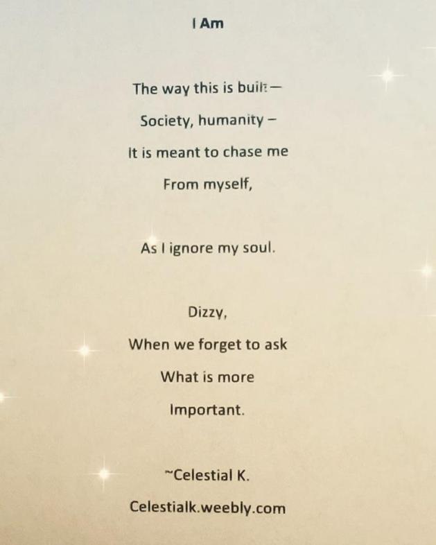 I Am - Poem